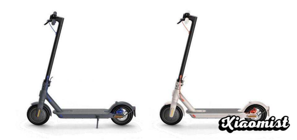 The new Xiaomi Mi Electric Scooter 3 is now official: more powerful and with a new braking system
