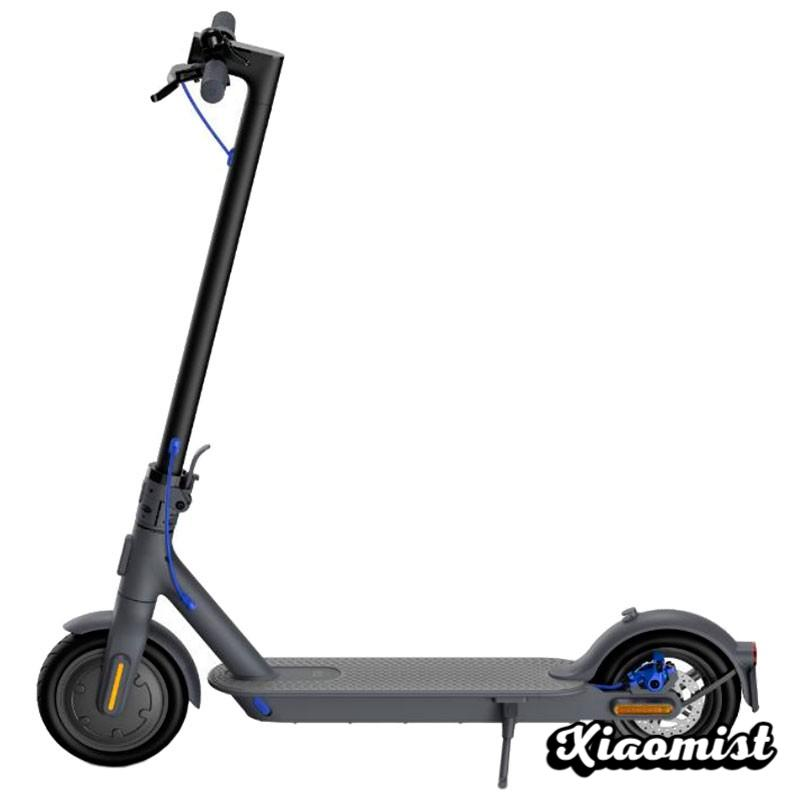 The new Xiaomi Mi Electric Scooter 3 is here: more power and a new blue color