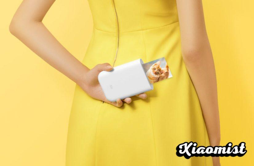 This Xiaomi portable printer can be yours now at almost half the price. News Xiaomi