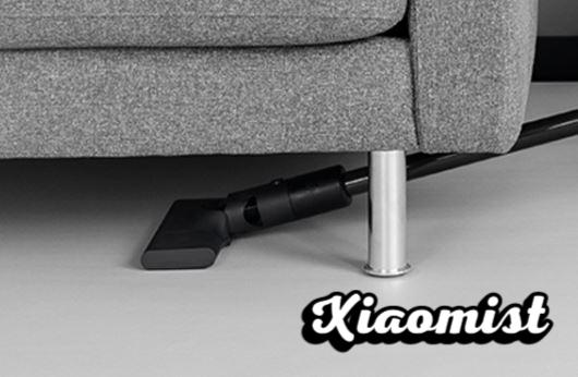 Xiaomi launches a new cordless vacuum cleaner with an ultra-light design. News Xiaomi
