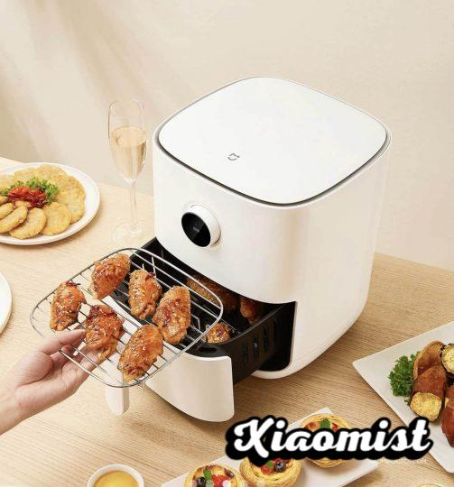 You can now buy Xiaomi's new oil-free fryer on Amazon. News Xiaomi