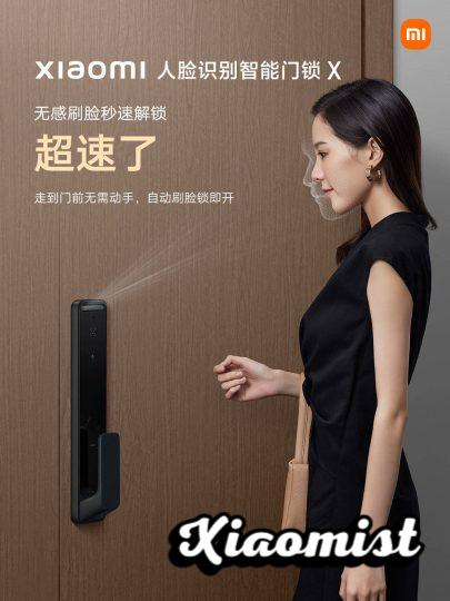 Xiaomi launches its best smart lock: it has up to an AMOLED screen. News Xiaomi