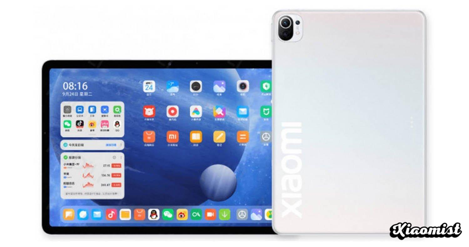 The possible starting price of the Xiaomi Mi Pad 5 is filtered