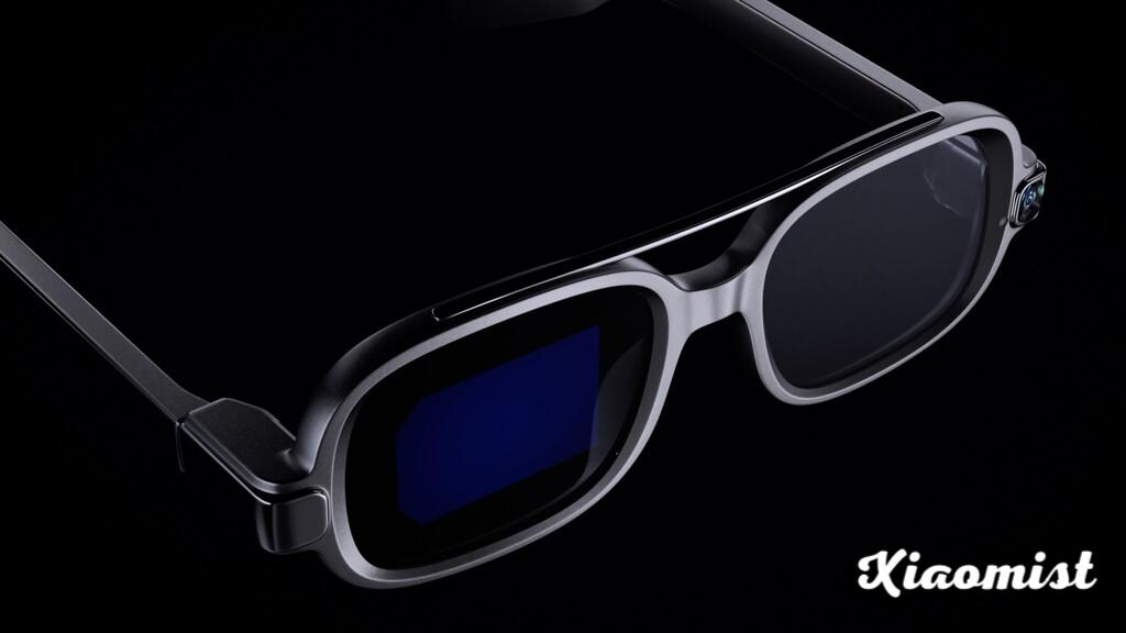 {Disarmed} Xiaomi Smart Glasses: the brand already has its prototype of smart glasses with a microLED screen and independent of the mobile