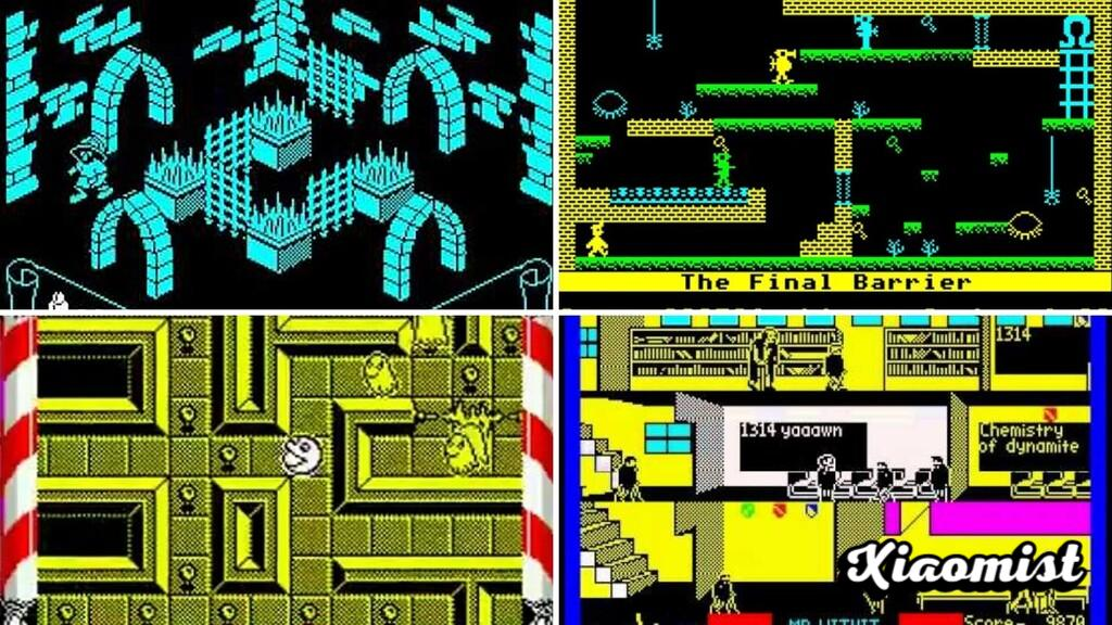 11 classic Spectrum video games to honor 8-bit revolutionary Sir Clive Sinclair