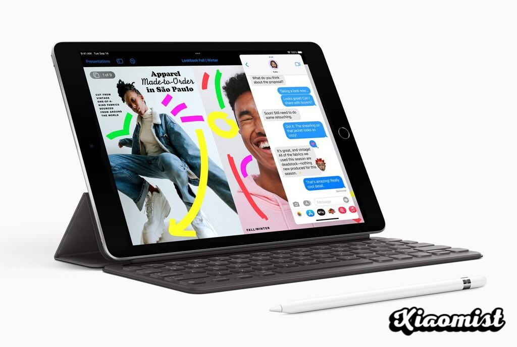 We like the new iPad for its CPU and front camera, but we like it more for its 64 GB starting point