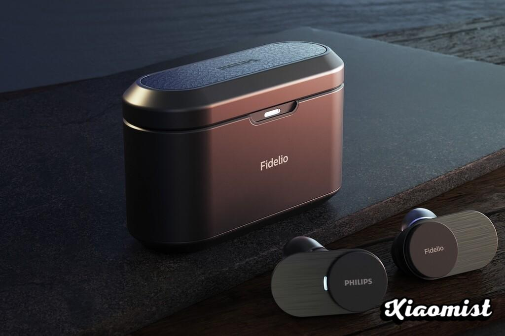 Philips Fidelio T1: aiming for the top among fully wireless headphones with a two-way sound system