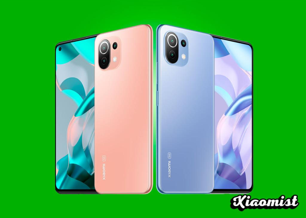 Xiaomi 11 Lite 5G NE: the mid-range featherweight champion is redefined at the power level