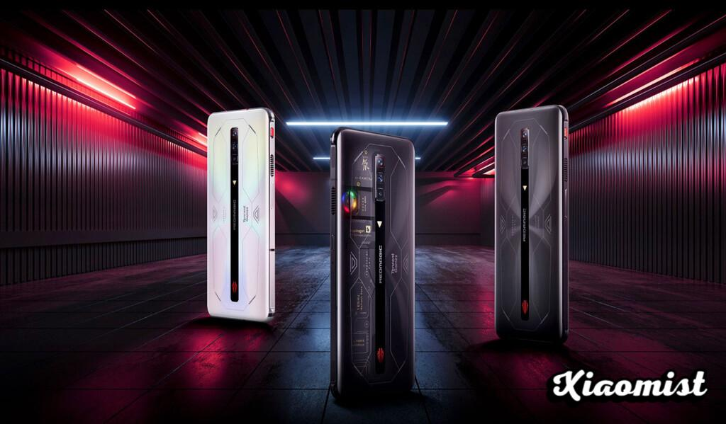 {Disarmed} Nubia RedMagic 6S Pro: a screen with dizzying frequencies in this gaming mobile with record power