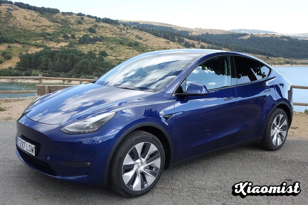We tested the Tesla Model Y: this is how this technology-packed 100% electric SUV makes sports car fans fall in love