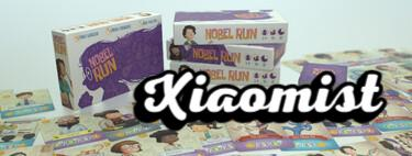 'Nobel Run': the Spanish board game that puts you in the shoes of a scientist fighting with papers to win the Nobel
