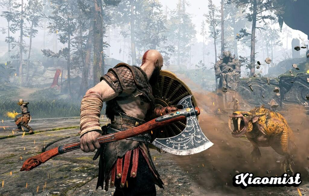 'God of War' will (probably) arrive on PC: this is indicated by the leak in the NVIDIA GeForce NOW service