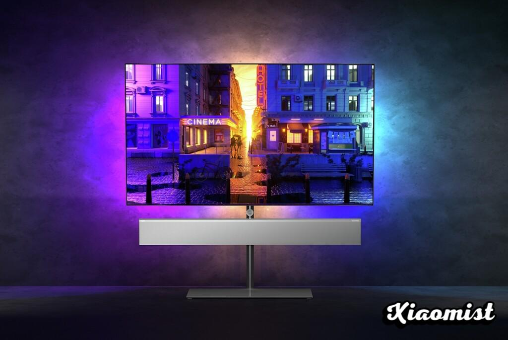 {Disarmed} Philips OLED + 986 and OLED + 936: the new flagship televisions debut OLED panels with more brightness and proprietary sound from Bowers & Wilkins