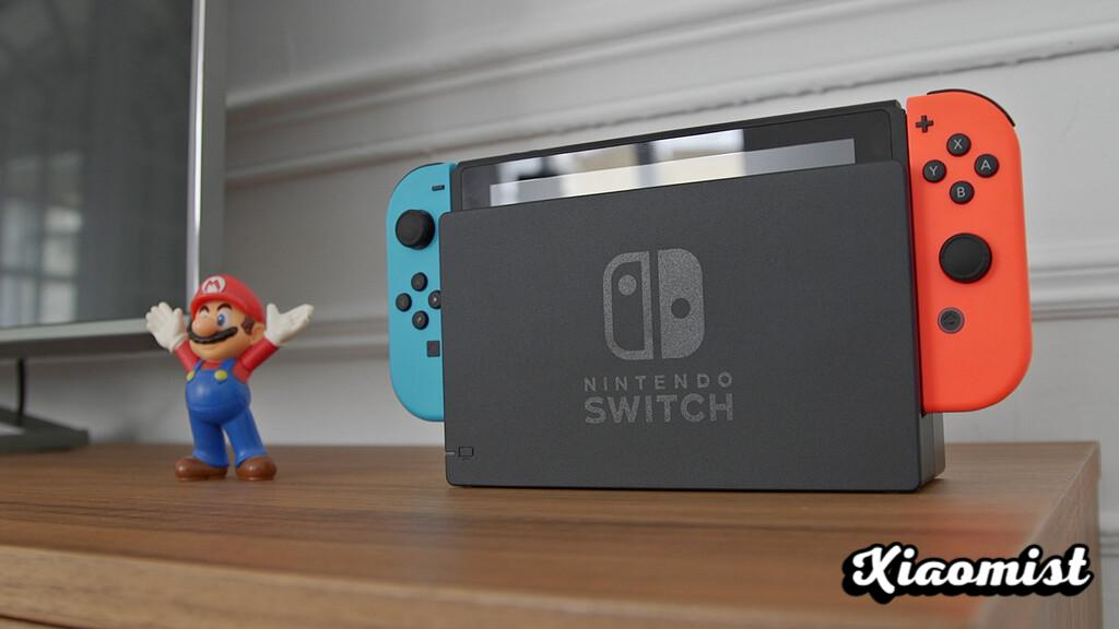 The Nintendo Switch finally allows you to connect Bluetooth sound devices, although there are some limitations