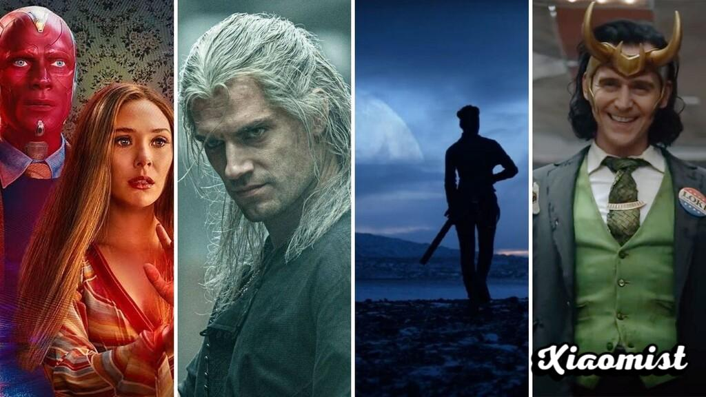 The best series of 2021 so far and the most anticipated that are to come