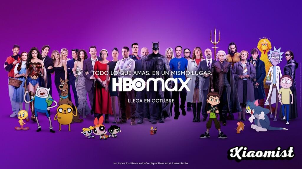 There is already a date for HBO Max: on October 26 the new Warner streaming platform arrives in Spain