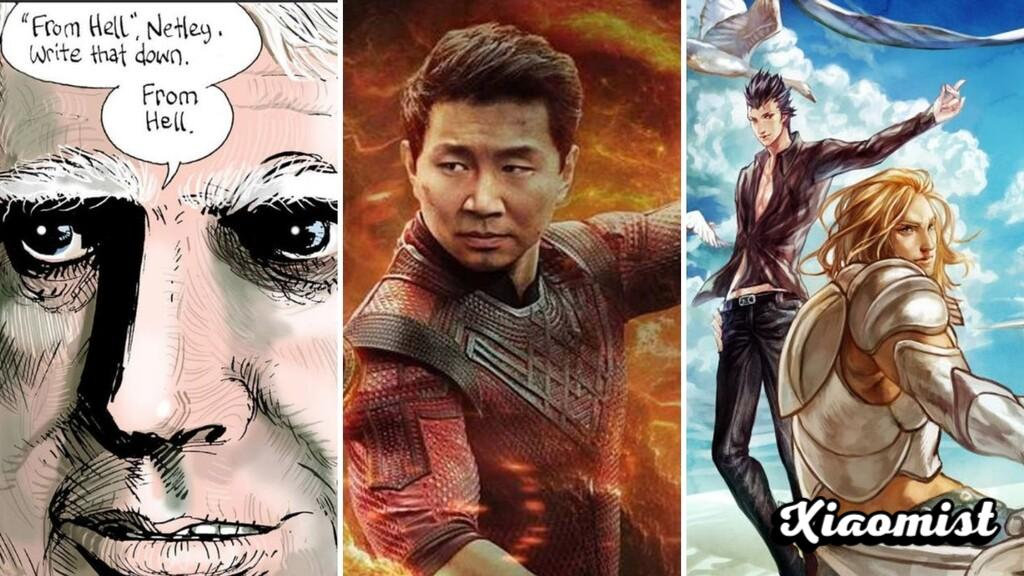 13 must-have premieres and releases for the weekend: 'Shang-Chi', 'See', 'Psychonauts 2', Swamp Thing and more