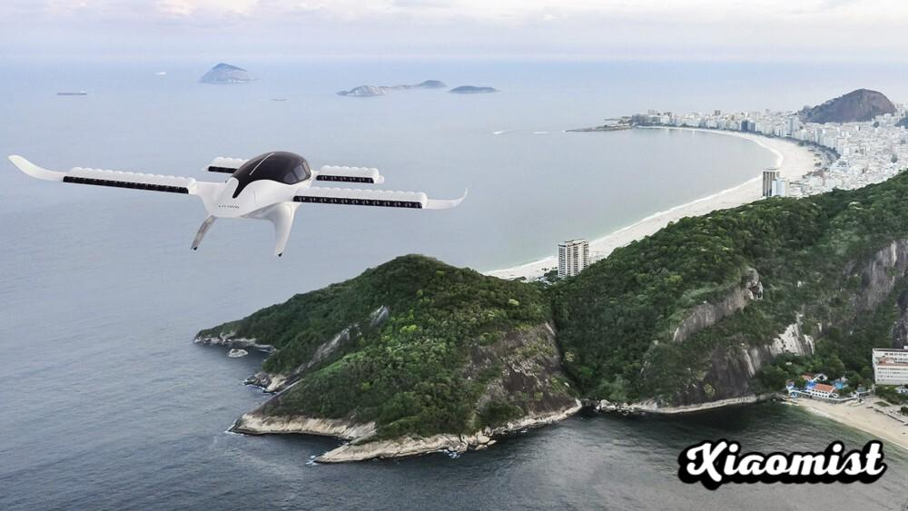{Disarmed} Lilium shows in video the capacities of its particular eVTOL with up to 36 rotors