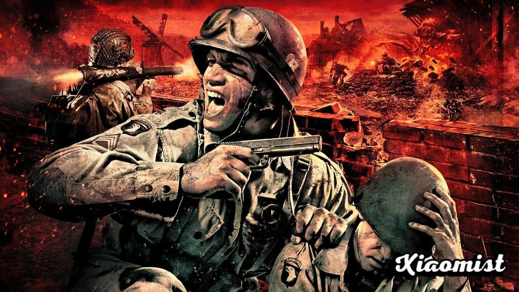 There is a new 'Brothers in Arms' in development: Gearbox wants to resurrect the saga, although it will take time to teach the game