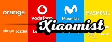 What and who are the medium and low cost operators: this is how the private brands of Movistar, Vodafone, Orange and MásMóvil are