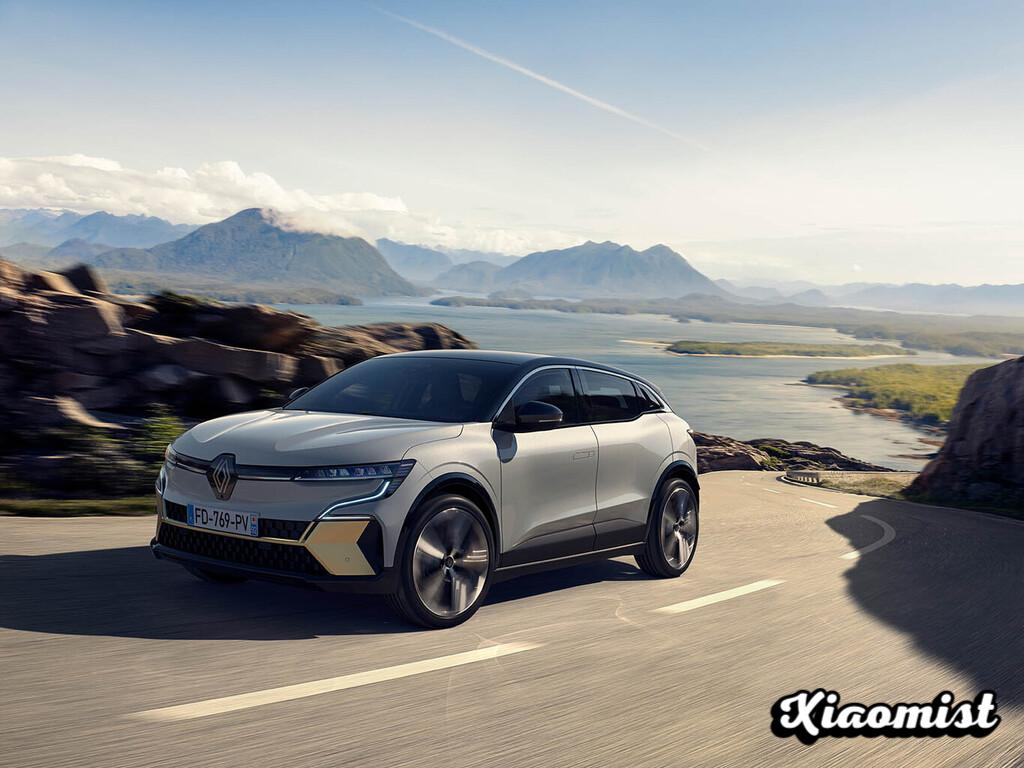 The new Renault Mégane E-Tech is the brand's first 100% electric SUV and comes with the promise of up to 470 km of autonomy