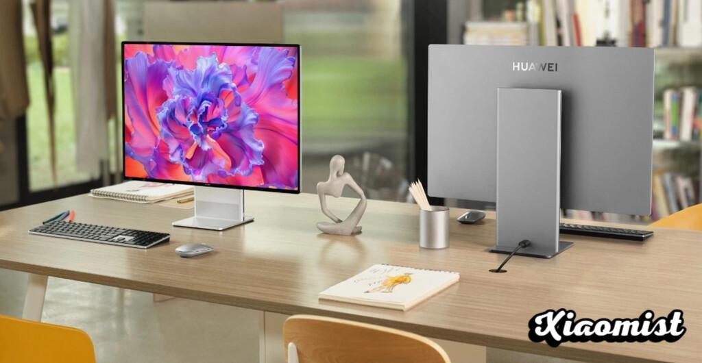 Huawei MateStation X: Huawei's first AiO arrives with 4K screen and WiFi 6