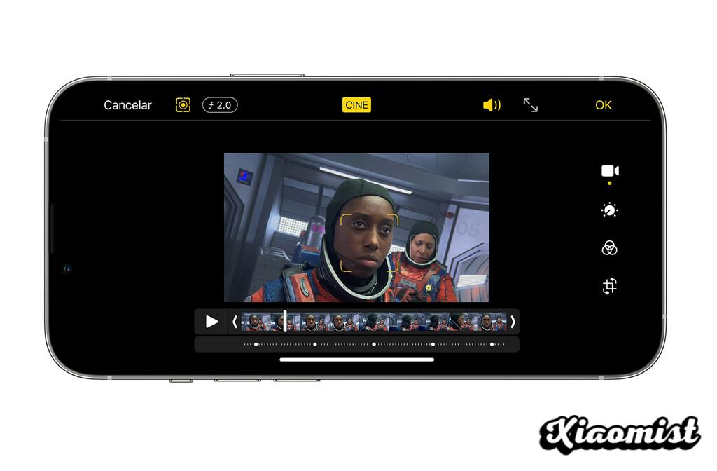 The iPhone 13 is at stake in making the video cinema mode the new portrait mode that marked an era