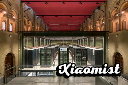 CPD of the National Supercomputing Center of Spain.