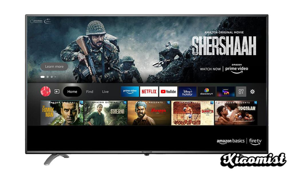 Amazon prepares its own Smart TV up to 75 inches and with Alexa: it will soon be sold in the United States