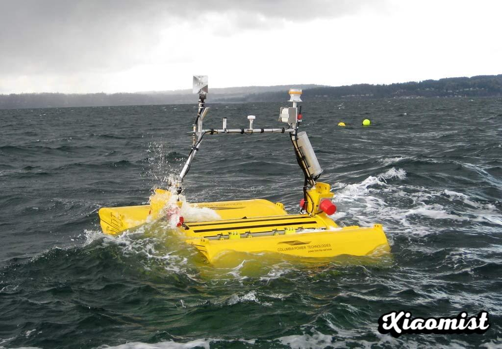 SeaRAY is an autonomous charging station project for marine electric vehicles taking advantage of tidal energy