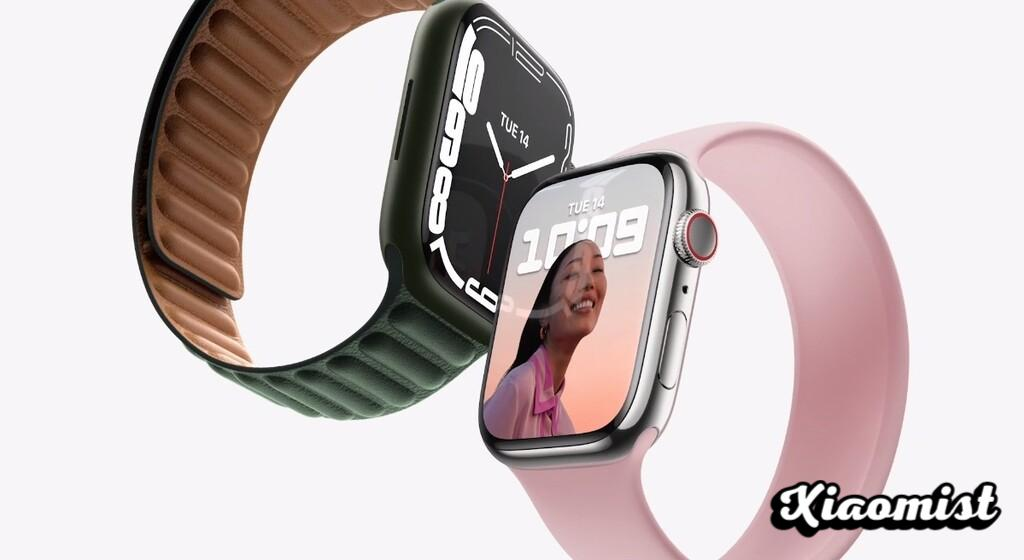 Apple Watch Series 7: fewer frames than ever, more shock resistance and the same old essence