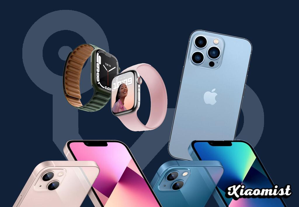 New iPhone 13, Apple Watch Series 7 and more: all the news from Apple's Keynote