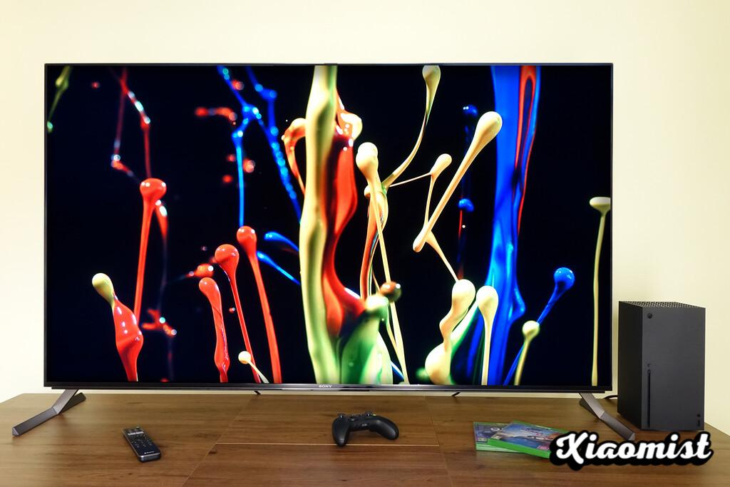 Sony Bravia XR X95J, analysis: the forcefulness with which it stands out in image quality shows that LCD panels have a rope for a while