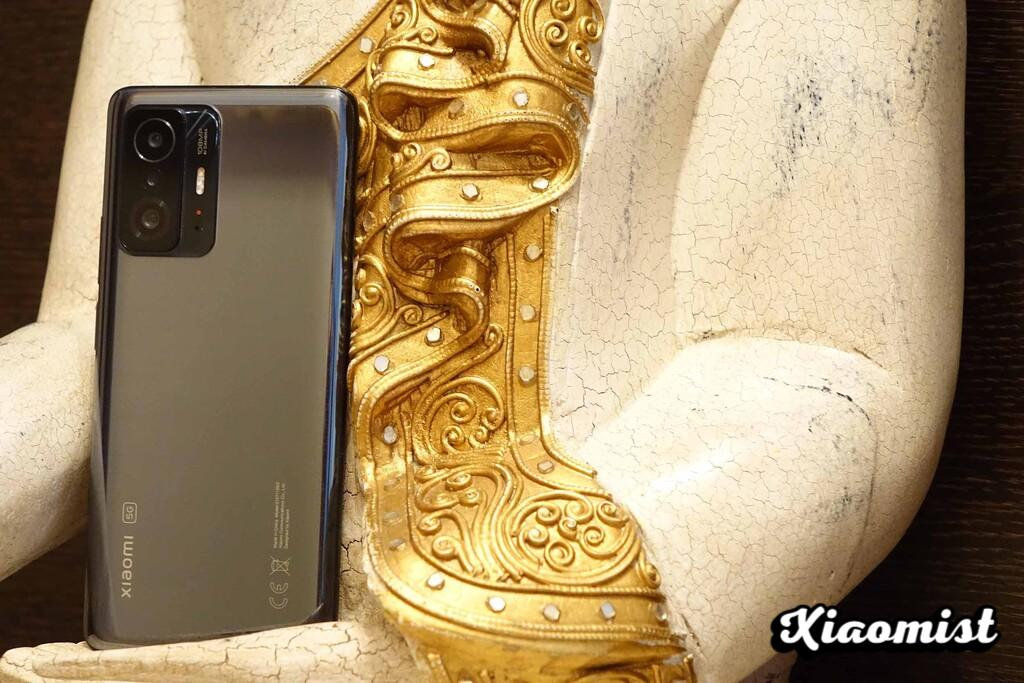 Xiaomi 11T Pro, first impressions: the devastating charging speed of this mobile will shake the foundations of the high-end range