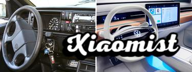 The problem of bringing touch interfaces to cars is real, and it is going to get more and more