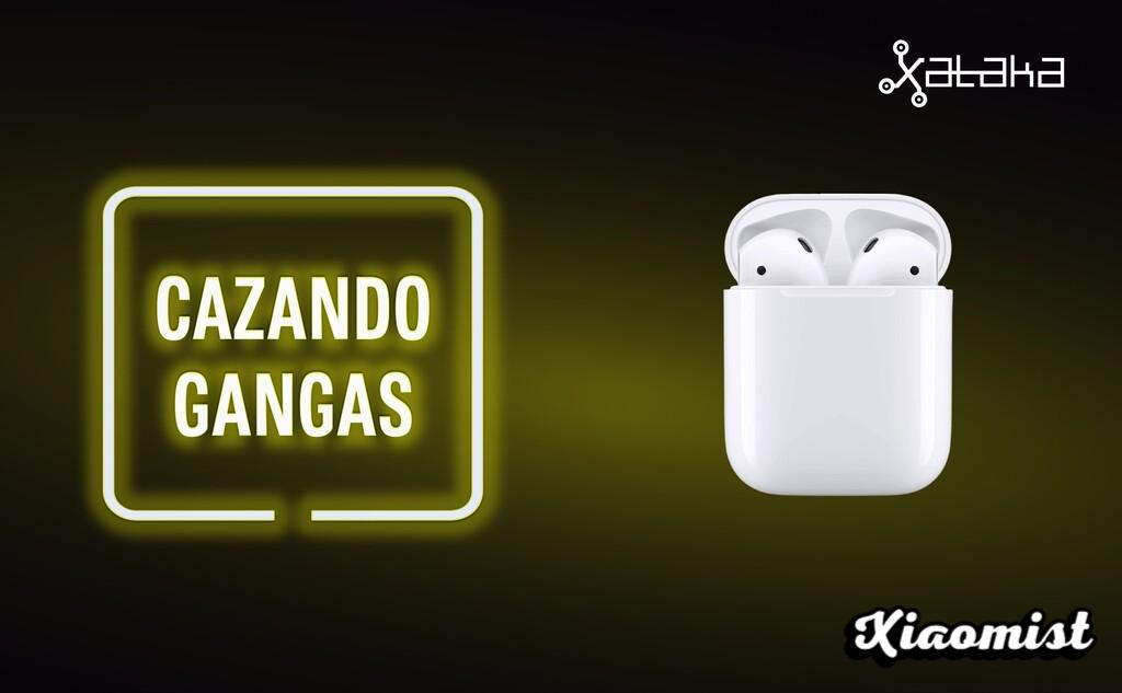 The AirPods bordering on 100 euros on Amazon, the best offer of the Samsung Days of MediaMarkt in a 4K smart TV of 65