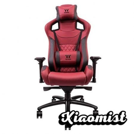 Thermaltake X Fit Real Leather Burgundy