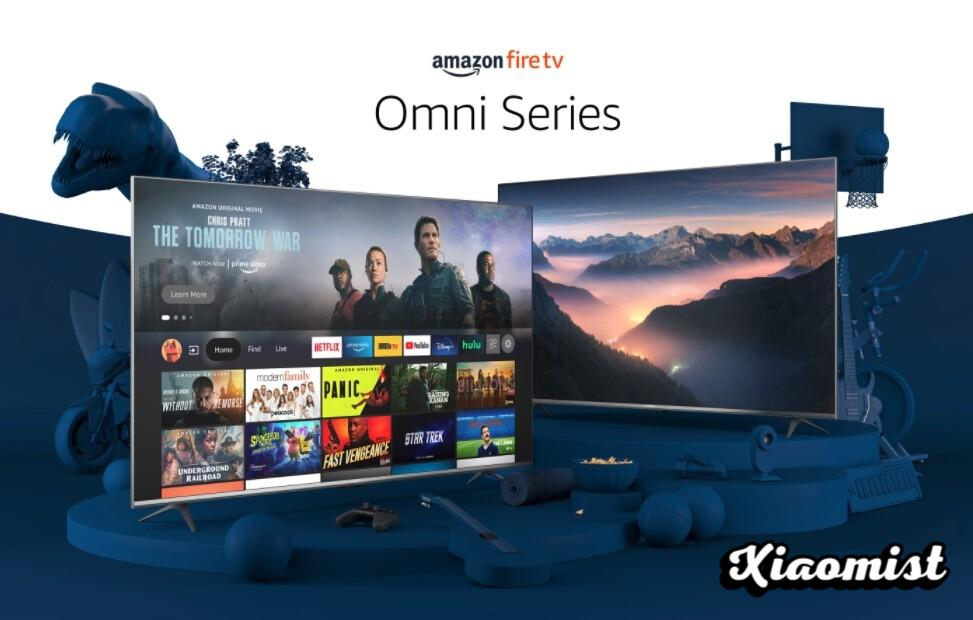 {Disarmed} Amazon Fire TV Omni and Fire TV 4: Amazon s own TVs arrive with full integration with Alexa and support for Dolby Vision