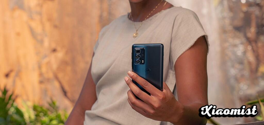 The Motorola Edge 20 Pro arrives in Spain: official price and availability