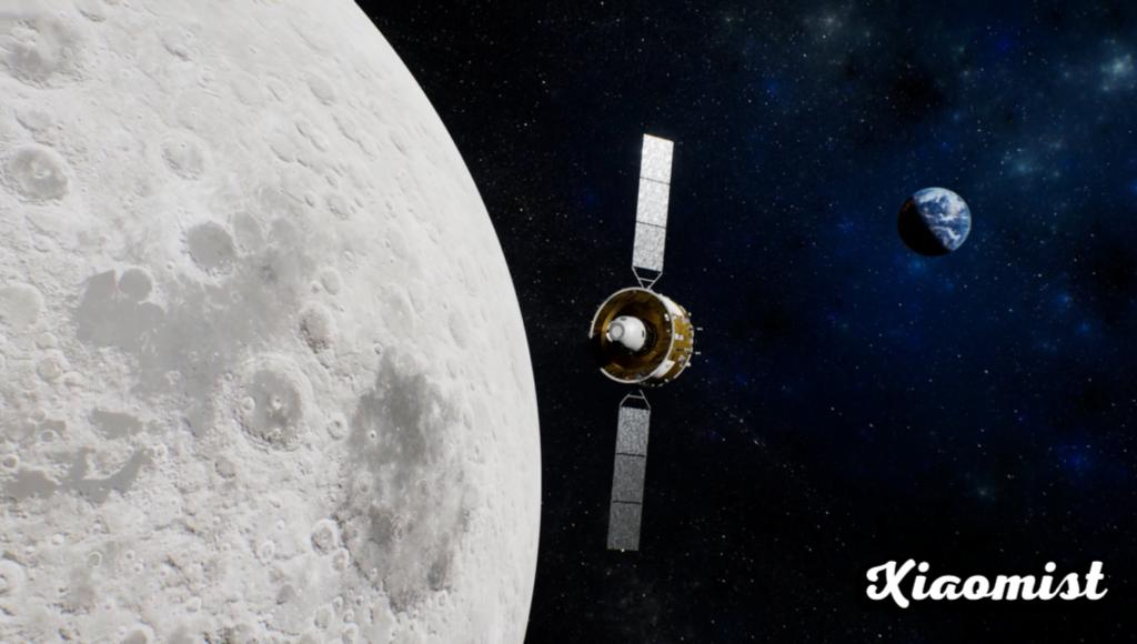 Chang'e 5, the Chinese mission that collected lunar samples, is returning to the Moon, and we don't know exactly why