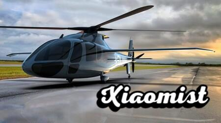 Electric helicopter 2