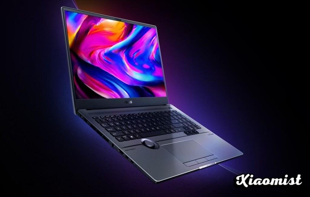 {Disarmed} Honey, my laptop got a dial: this is how Asus is trying to reinvent the touchpad of a lifetime