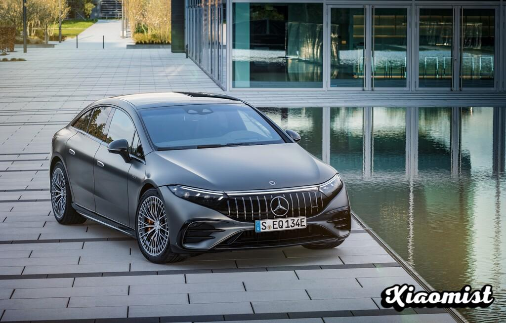 Mercedes shows its new catalog of electric cars: EQE, EQB, two new concepts and an almighty Mercedes-AMD EQS