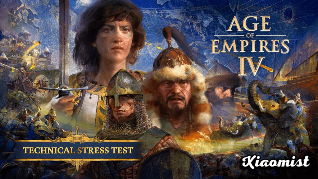 'Age of Empires IV' will have open beta this weekend: so you can try it for free