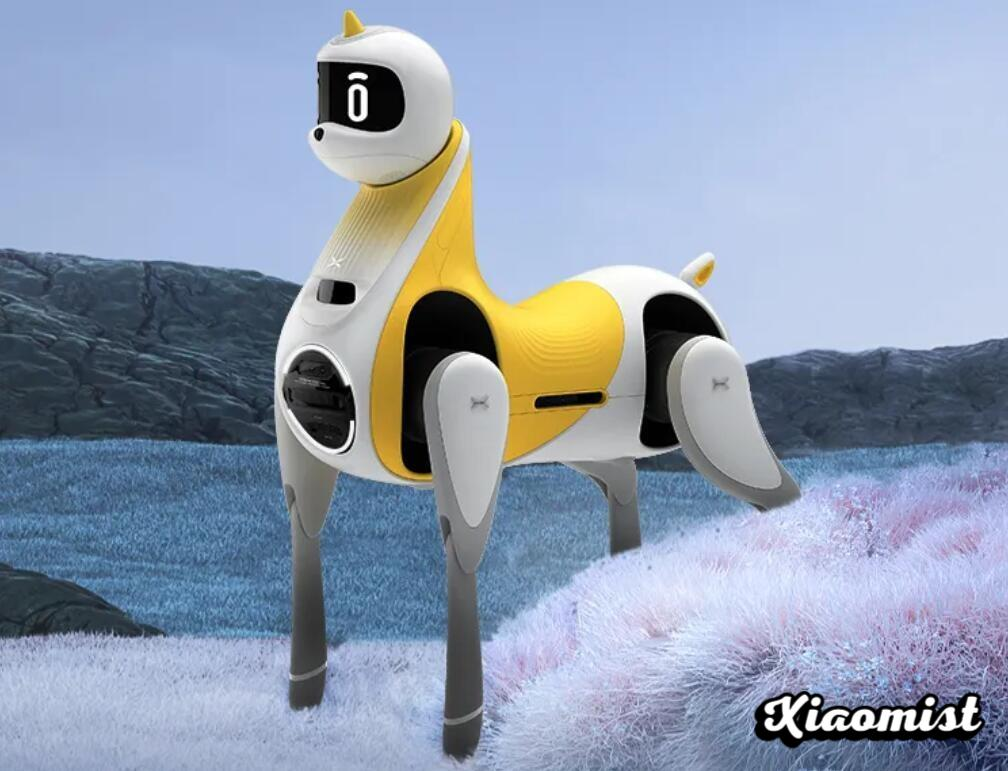 An autonomous pony robot for children to interact and ride on: this is Little White Dragon