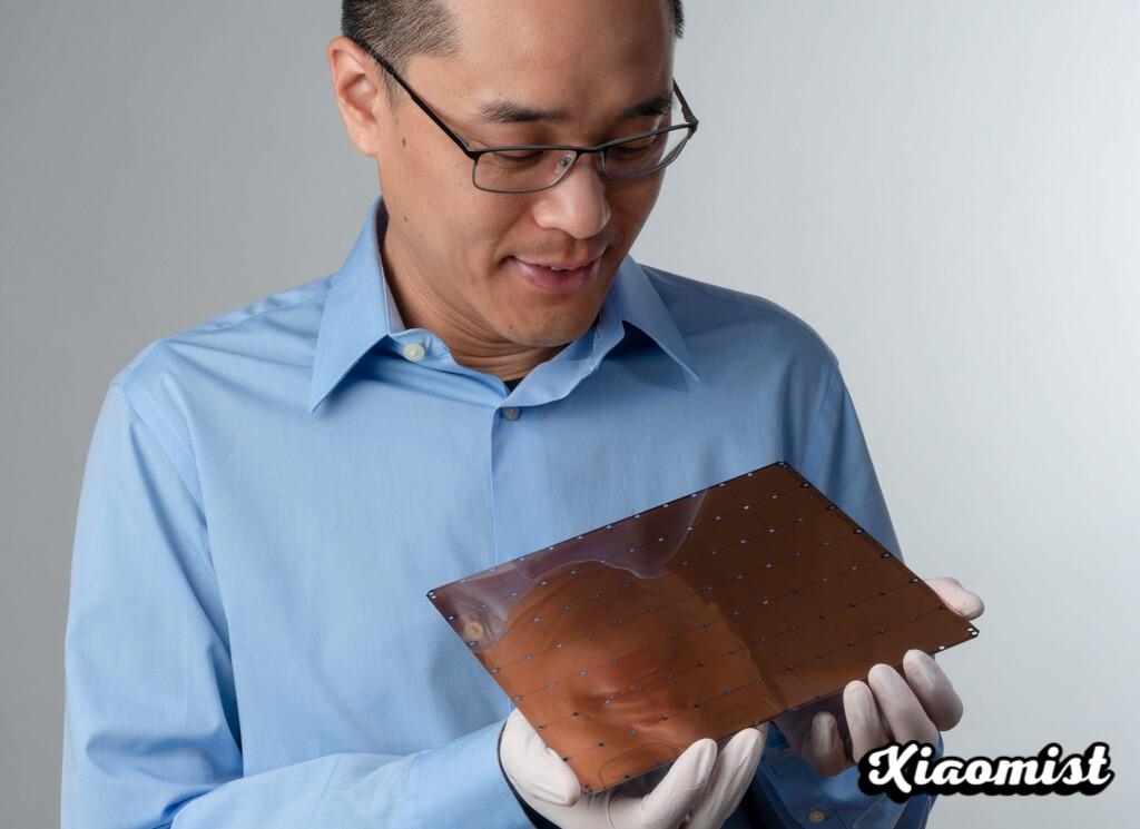 It is as big as a tablet, but it is not one of them; is a monster deep learning chip with over 1.2 trillion transistors