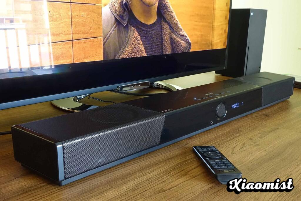 Creative SXFI Carrier, analysis: the spectacularity with which it virtualizes Dolby Atmos leaves this soundbar as one of the best on the market