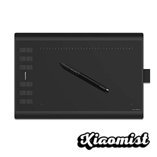 HUION New 1060 PLUS Graphics Tablet with 8192 Pen Pressure