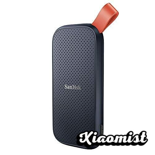 SanDisk Portable 1TB SSD, up to 520MB / s read speed