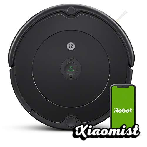 iRobot - Roomba 692 Wifi Robot Vacuum Cleaner, for carpets and floors, Dirt Detect, 3-phase cleaning system, Smart Home and App control, Personalized suggestions, Compatible with voice assistants